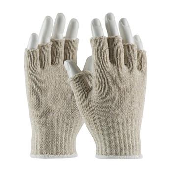 PIP  Medium Weight Seamless Knit Cotton / Polyester Glove - Half-Finger - 35-C119