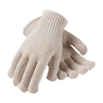 PIP Extra Heavy Weight Seamless Knit Cotton / Polyester Glove - 7 Gauge - 35-C510