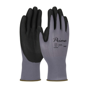 PIP Prime™ Seamless Knit Nylon Glove with Nitrile Coated Foam Grip on Palm & Fingers - 38-620