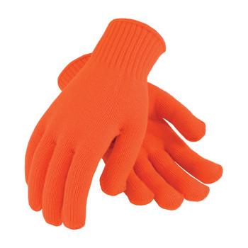 PIP Hi-Vis Seamless Knit Acrylic Glove - 7 Gauge - 41-013
