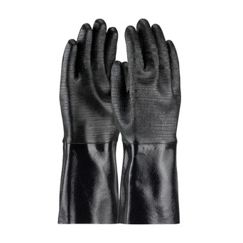 """PIP ChemGrip™ Neoprene Coated Glove with Interlock Liner and Etched Rough Finish - 14"""" - 57-8640R"""