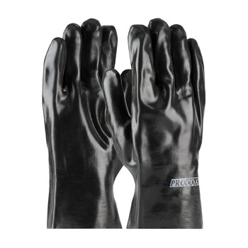 """PIP ProCoat® PVC Dipped Glove with Interlock Liner and Smooth Finish - 10"""" - 58-8020"""