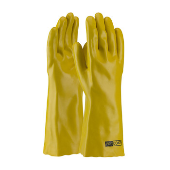 """PIP ProCoat® PVC Dipped Glove with Jersey Liner and Smooth Finish - 14"""" - 58-8040Y"""