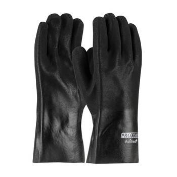 """PIP ProCoat® PVC Dipped Glove with Jersey Liner and Premium Sandy Finish - 12"""" - 58-8362"""