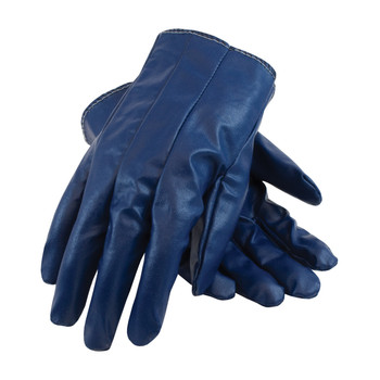 PIP Excalibur Nitrile Coated Cotton Glove with Fully Laminated Back - Men's - 60-3105