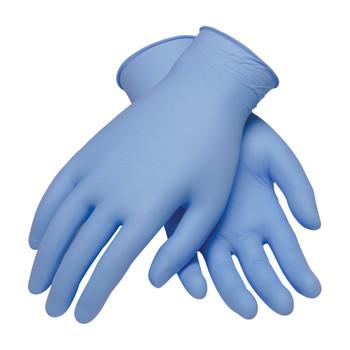 PIP Ambi-dex Food GradeNitrile Glove Powdered with Textured Grip - 4 Mil - 63-532 - 10/CS