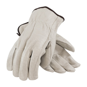PIP PIP Industry Grade Top Grain Pigskin Leather Drivers Glove - Straight Thumb - 70-300