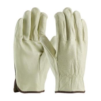 PIP  Premium Grade Top Grain Pigskin Leather Drivers Glove - Straight Thumb - 70-318