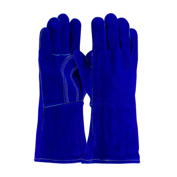 PIP  Shoulder Split Cowhide Leather Welder's Glove with Cotton Foam Liner  and Kevlar® Stitching - 73-7018