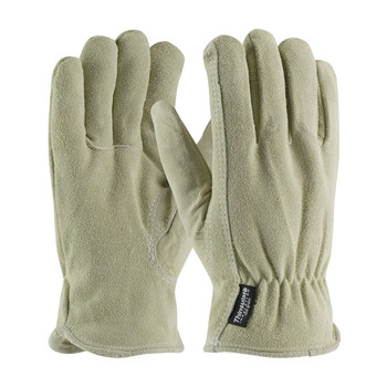 PIP  Premium Grade Split Cowhide Leather Glove with 3M™ Thinsulate™ Lining - Keystone Thumb - 77-289TL