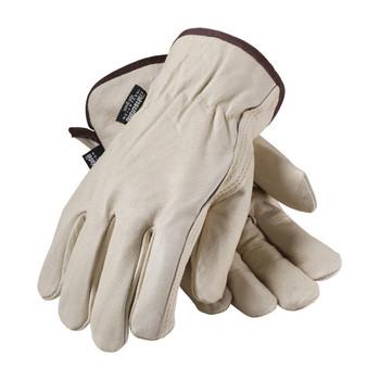 PIP Premium Grade Top Grain Pigskin Leather Glove with 3M Thinsulate Lining - Keystone Thumb - 77-469