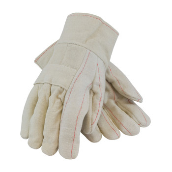 PIP Economy Grade Hot Mill Glove with Two-Layers of Cotton Canvas - 24 oz - 94-924I