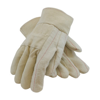 PIP Economy Grade Hot Mill Glove with Three-Layers of Cotton Canvas and Burlap Liner - 28 oz - 94-928I