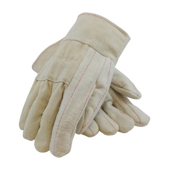 PIP Premium Grade Hot Mill Glove with Three-Layers of Cotton Canvas and Burlap Liner - 32 oz - 94-932