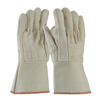 PIP  Premium Grade Hot Mill Glove with Three-Layers of Cotton Canvas and Burlap Liner - 32 oz - 94-932G