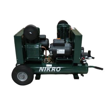 Nikro 115V Dual Motor & Pump Compressor - 862512