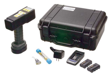MSA HAZMATCAD PLUS Hazardous Material Chemical Agent Detector