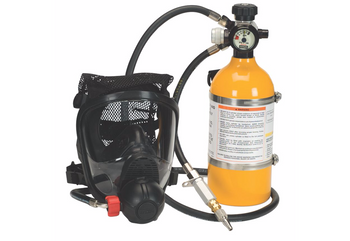 MSA PremAire Cadet Combination Supplied-Air Respirator with Escape Cylinder Kits