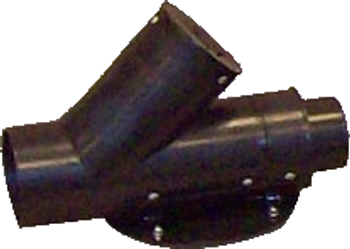 "Nikro  ""Y"" adaptor for vacuum and brushing tool feed - 861281"