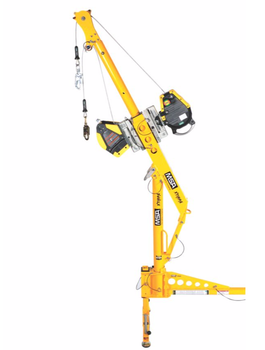 Xtirpa™ Hitch Mount Complete Confined Space Entry System w/ MSA Workman 50' SRL