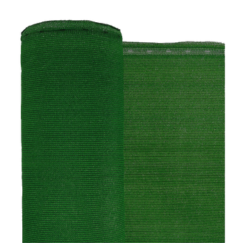 """Green Privacy Fence Netting - 7'8"""" x 150'"""