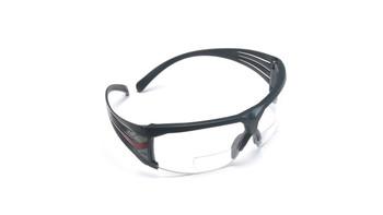 3M SecureFit SF625SGAF Clear Scotchgard Anti-fog lens +2.5 Diopter 20 ea/case