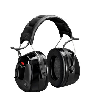 3M PELTOR ProTac III Headset Black Headband MT13H221A