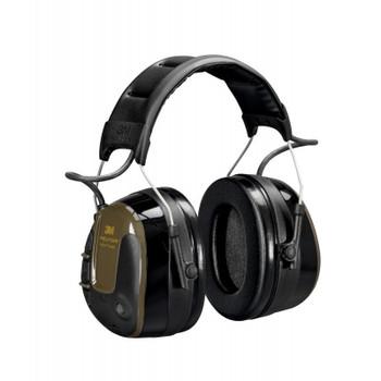 3M PELTOR ProTac Shooter Headset Green Headband MT13H223A