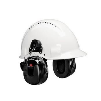 3M PELTOR WorkTunes Pro AM/FM Radio Headset Black€ Hardhat Attached HRXS221P3E-NA