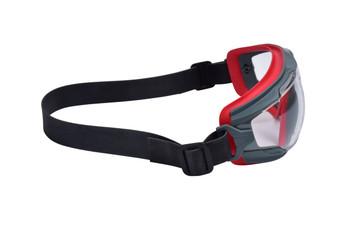 3M Goggle Gear 500-Series GG501NSGAF Clear Scotchgard Anti-fog lens neoprene strap 10ea/cs