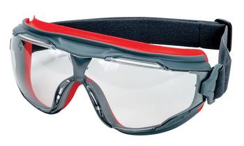 3M Goggle Gear 500-Series GG501SGAF Clear Scotchgard Anti-fog lens 10ea/cs