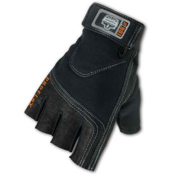 Ergodyne ProFlex® 901 Half Finger Impact Gloves
