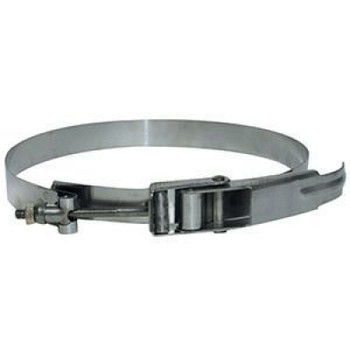 """10"""" Locking Clamp for Flex Duct Attachment"""