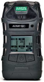 MSA ALTAIR 5X Multi-Gas Detector Mono-Chrome & Probe - 10116927