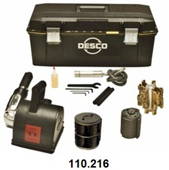 Desco FX Tool w/Reloadable Cutter Kit 110.2133