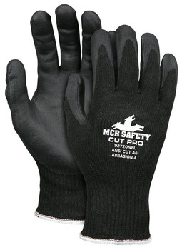 MCR Memphis Cut Pro 10 Gauge HPPE Nitrile Coated Cut A6 Glove - 92720NF