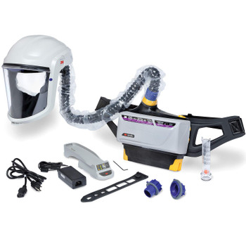 3M TR-800-PSK Versaflo Powered Air Purifying Respirator Assembly Painters Kit