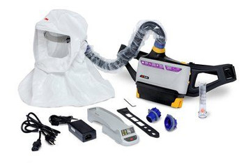 3M Versaflo Powered Air Purifying Respirator Easy Clean Kit TR-800-ECK, 1 EA/Case