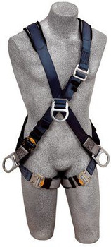 3M DBI-SALA  ExoFit Cross-Over Style Positioning Climbing Harness 1108701 Medium