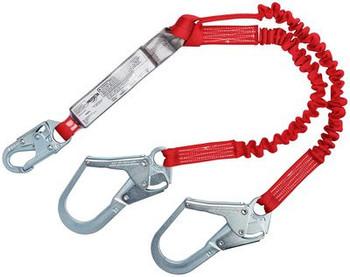 3M Protecta PRO Pack Elastic 100% Tie-Off Shock Absorbing Lanyard 1342125