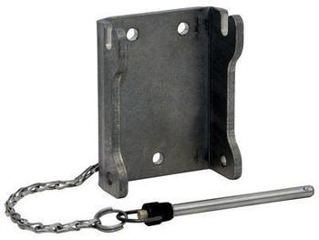 3M DBI-SALA  Sealed-Blok Retrieval SRL Mounting Bracket 3401025, Yellow Zinc