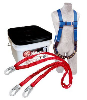 3M Protecta Compliance in a Can Light Roofer's Fall Protection Kit 2199818