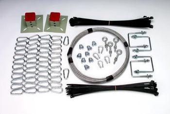 3M DBI-SALA  Sinco Rack Guard Flush Mount Add-On Kit 4101500