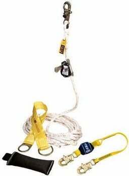 3M DBI-SALA  Lad-Saf Mobile Rope Grab Kit 5000400