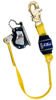 3M DBI-SALA  Lad-Saf Mobile Rope Grab with Attached EZ-Stop 5002045