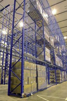 3M DBI-SALA  Sinco Rack Guard Net 4101552