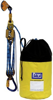 3M DBI-SALA  Rollgliss Technical Rescue Micro Haul Kit 8701101
