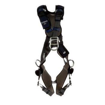 3M DBI-SALA ExoFit NEX Plus Comfort Cross-Over Style Positioning/Climbing Harness 1140202 - X-Large - Gray