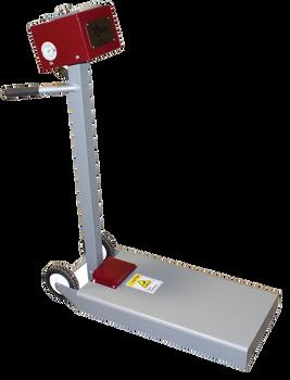 Novatek Novastrip 378 Infrared Radiant Heat Tile Removal/Stripping Machine
