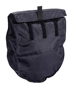 MSA Black Vinyl Respirator Carrying Pouch - 817040